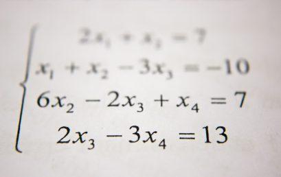 Är matematik lätt eller svårt?