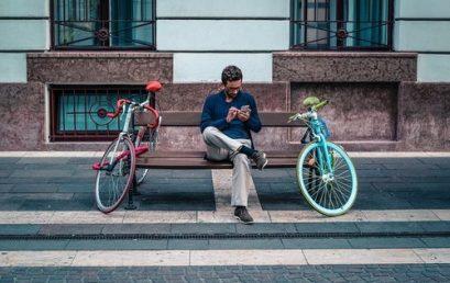 Så lyckas du med cykelbloggen