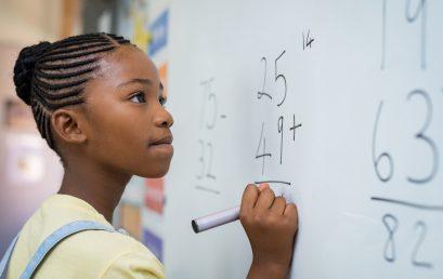Gör matematiken rolig